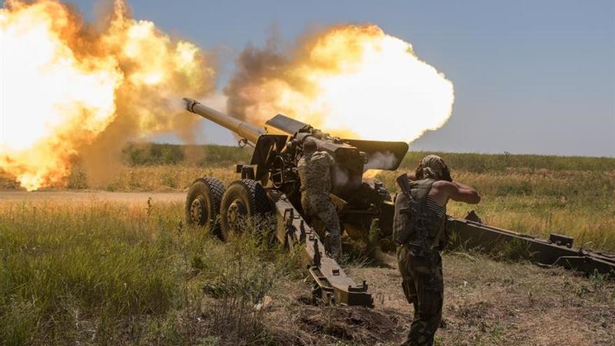 La OSCE denuncia una nueva escalada del conflicto en el este de Ucrania