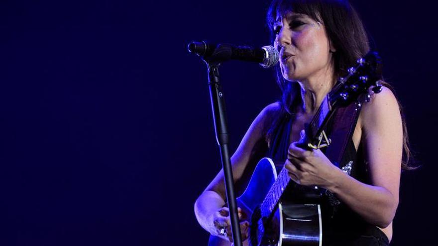 Amaral editará el 5 de octubre su último concierto en el WiZink Center de Madrid