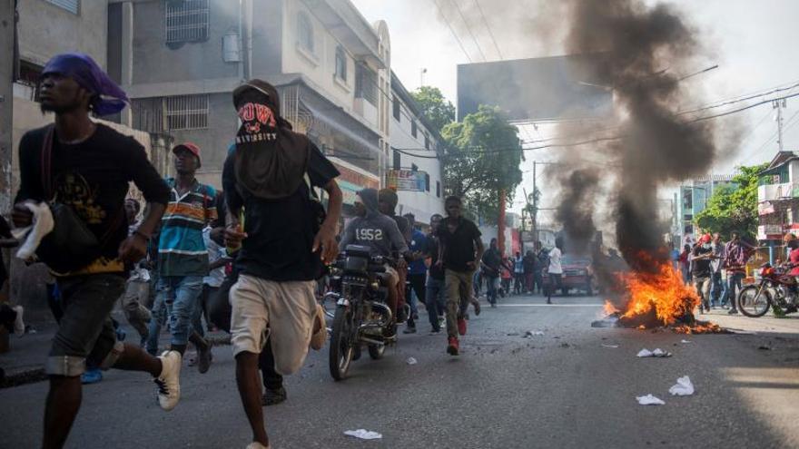 La crisis haitiana, en punto de bloqueo