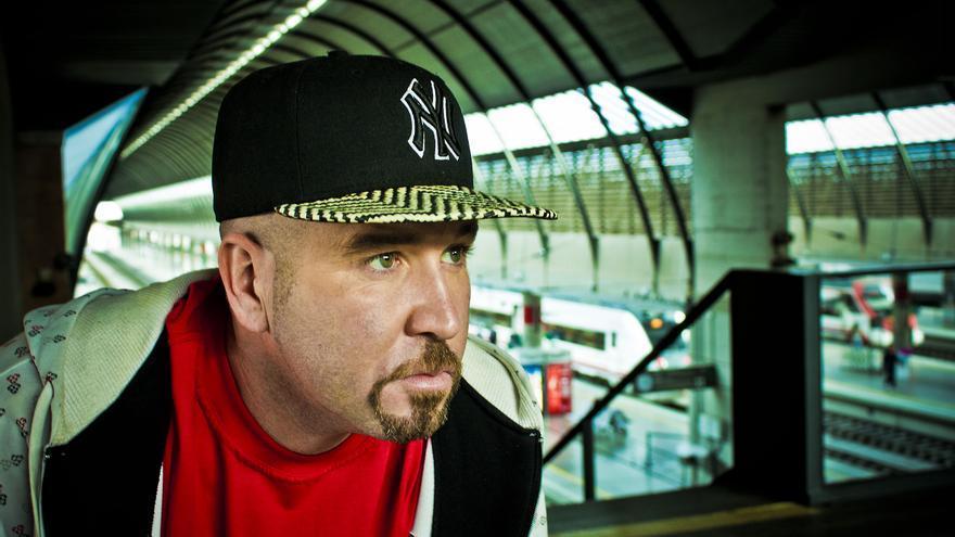Saturnino Rey, uno de los raperos más reconocidos a nivel nacional.