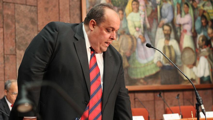 Manuel Herrera, consejero del Cabildo Insular de La Gomera