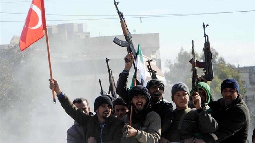 Erdogan anuncia el inicio de la operación contra las milicias kurdas en Siria