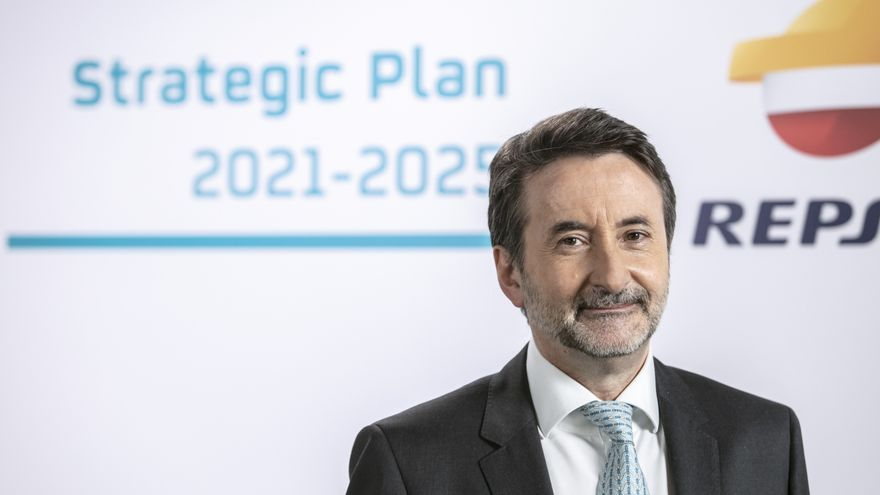 El CEO de Repsol, Josu Jon Imaz