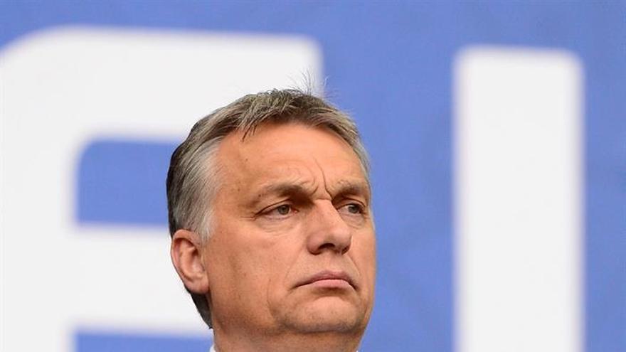 """Orbán establece una """"relación clara"""" entre la inmigración ilegal y terrorismo"""