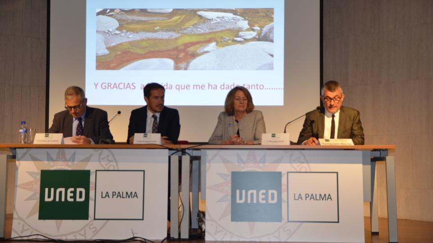 Acto de apertura del curso 2019-2020 del curso de la UNED La Palma.