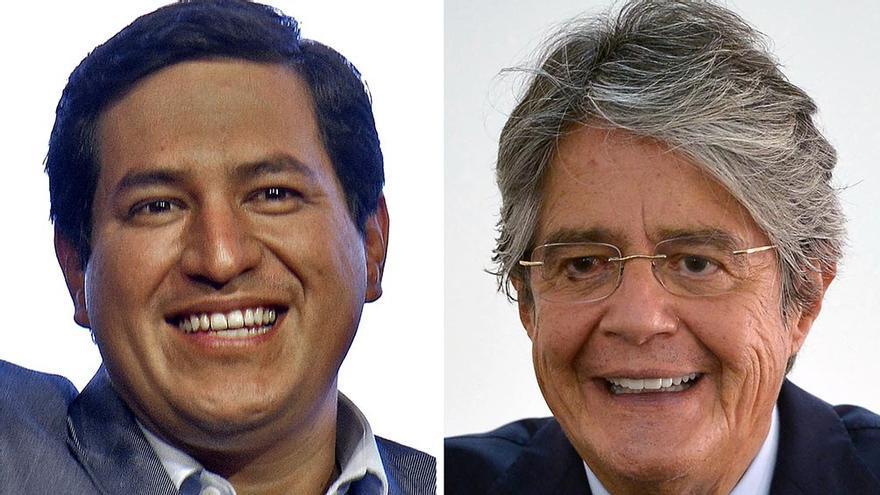 Ecuador: segunda vuelta presidencial entre el candidato del socialismo correísta y el neoliberal que ya perdió dos elecciones