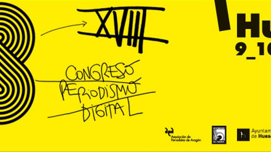 XVIII Congreso de Periodismo Digital de Huesca.