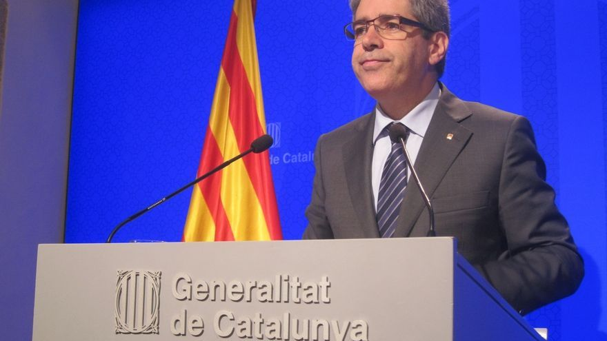 """Homs afirma que Cataluña vive una """"operación de supervivencia colectiva"""""""