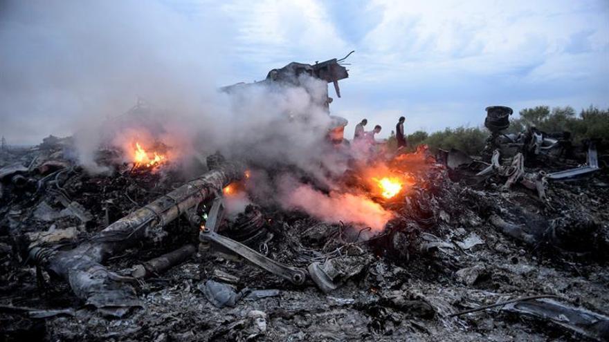 Rusia descalifica el informe y niega toda implicación en el derribo del avión MH17