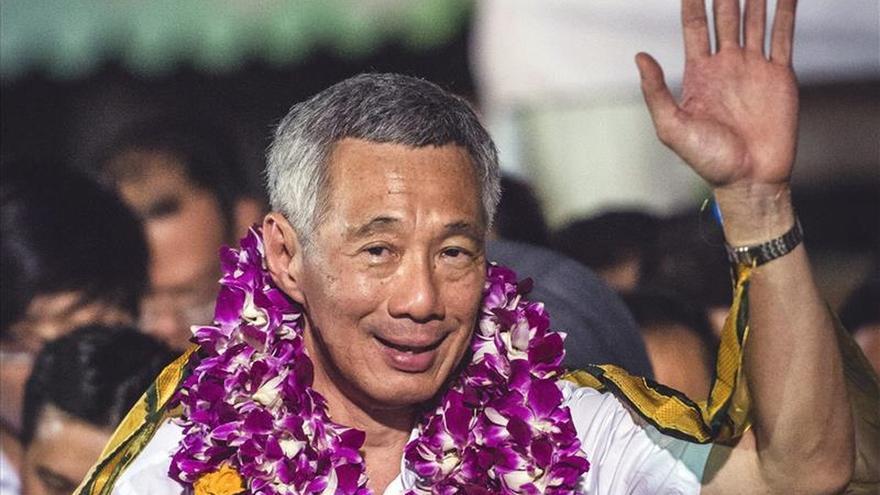 Lee ve avaladas sus políticas tras la nueva victoria del PAP en Singapur