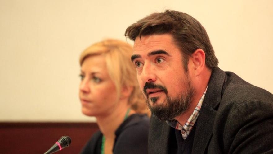 Rafael Esteban, diputado del PSOE