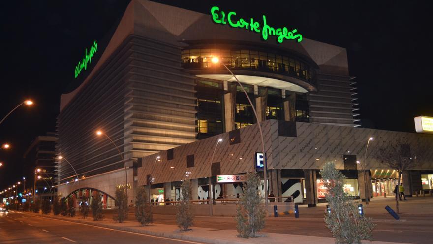 El Corte Inglés de Castellón.