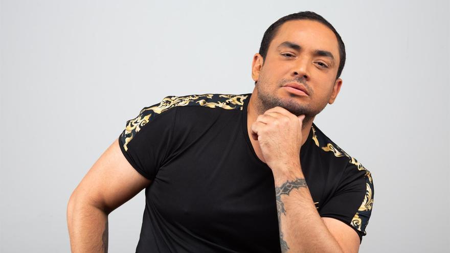 Manny Manuel, cantante de Puerto Rico, en una imagen promocional