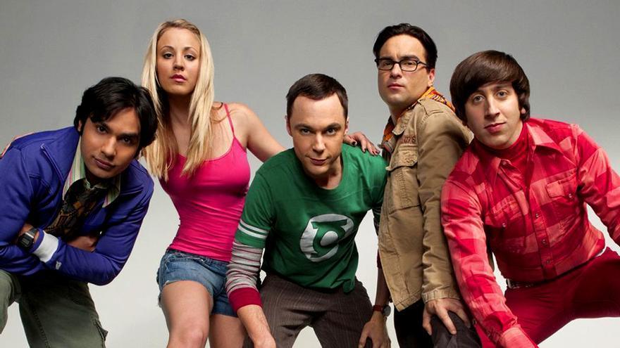 The Big Bang Theory, la sitcom de CBS, cumple una década de su estreno