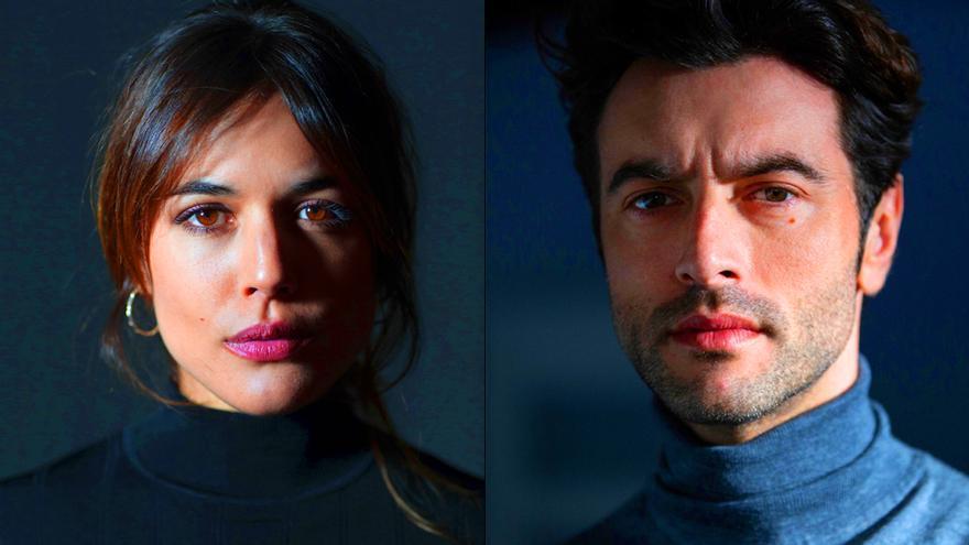 "Adriana Ugarte y Javier Rey protagonizan ""Hache"""