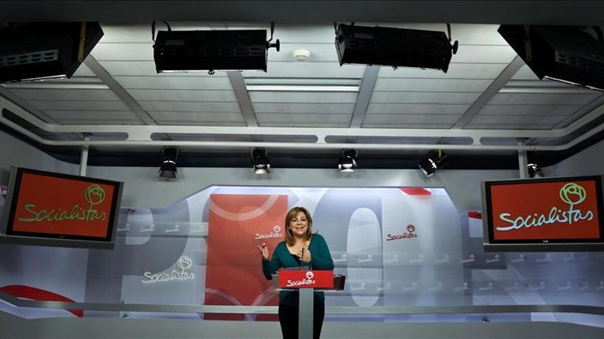 Valenciano pide ayuda a los socialistas europeos contra la reforma del aborto