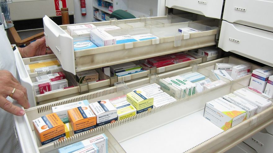Los aragoneses gastan 173 euros de media anual en productos farmacéuticos