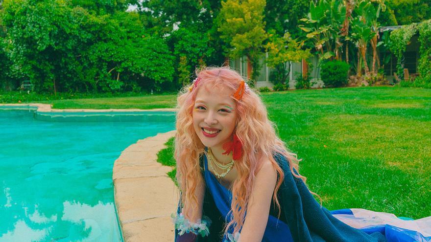 Sulli, popular estrella del K-Pop