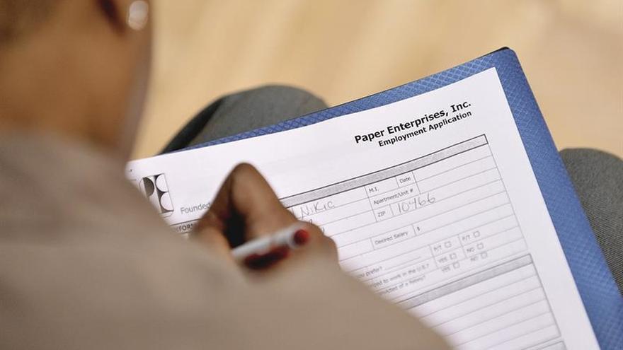 La tasa de desempleo en Estados Unidos baja al 4,1 por ciento en octubre