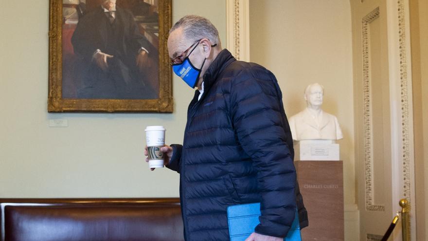 El Senado de EE.UU. se prepara para aprobar este sábado el plan de estímulo