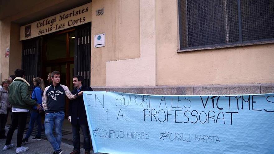 La Generalitat asegura que actuará con total contundencia en el caso Maristas