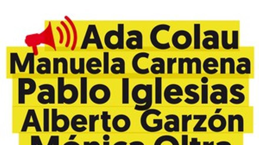 Portada de Voces del cambio, de Andrés Gil y J. V. Barcia. / eldiario.es Libros