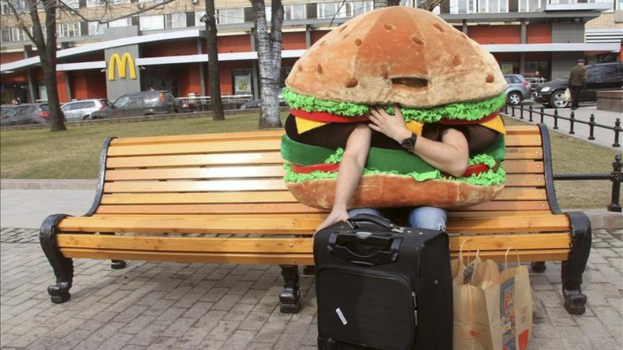 La dieta occidental rica en grasas perjudica al medio ambiente