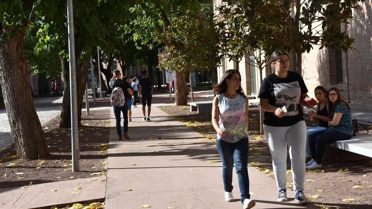 Campus de la UCLM en una imagen de archivo