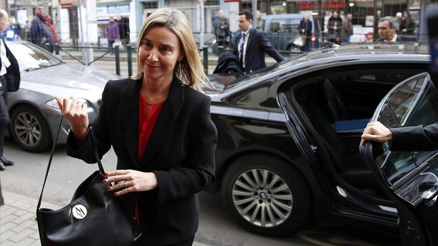 La UE pide que el acuerdo libio sobre el gobierno de unidad esté abierto a todos