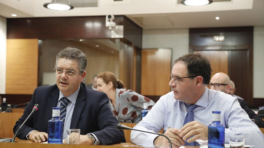 Fotos del Grupo Parlamentario del PP en las Cortes regionales
