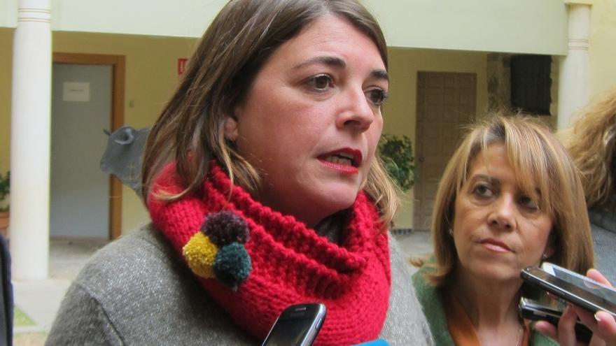 """Cortés aboga por la """"estabilidad"""" del Gobierno andaluz, lo que """"implica el cumplimiento del acuerdo"""" entre PSOE e IU"""
