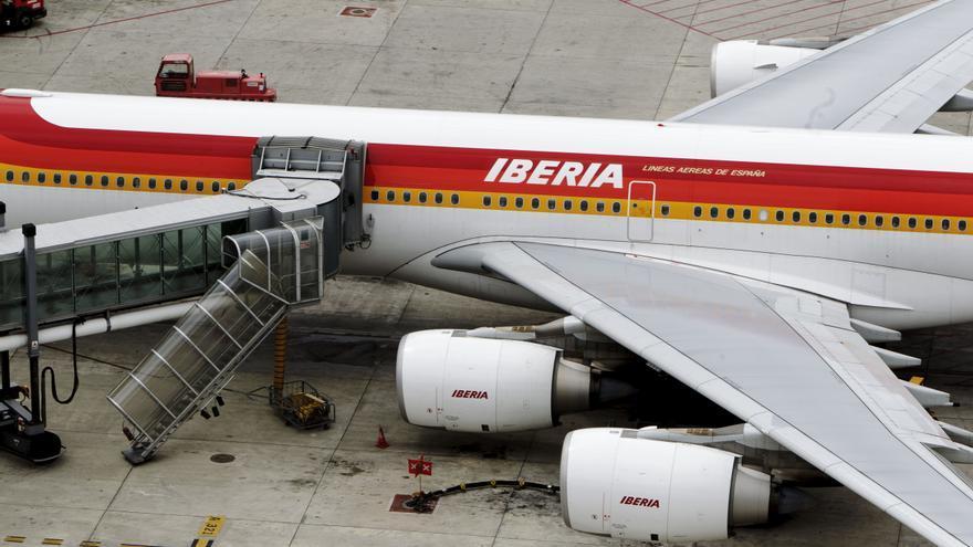 UGT advierte que el ERE de Iberia podría afectar a 6.400 empleados
