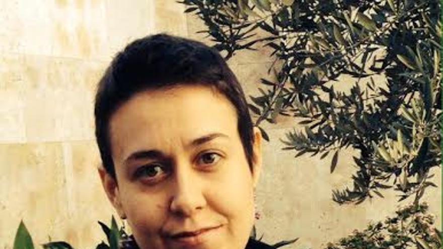 Teresa Arévalo, secretaria de Análisis Político en el Consejo de Coordinación de Podemos Castilla-La Mancha