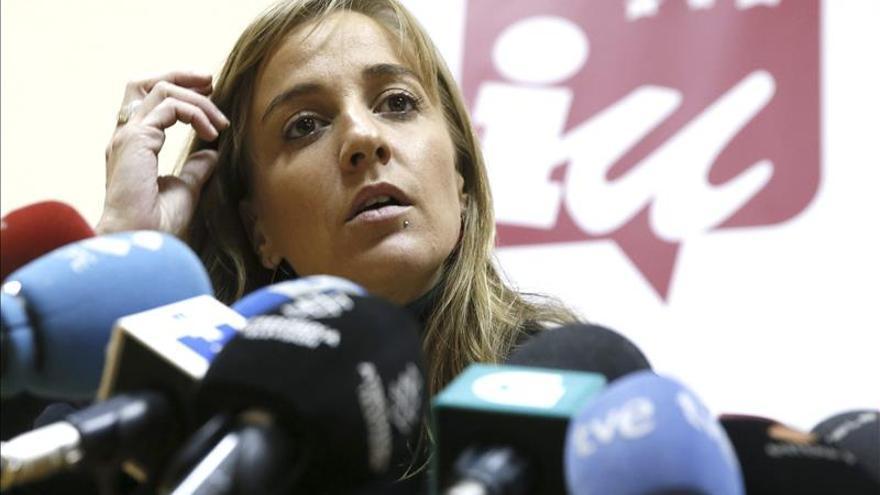 """Sánchez y Valiente seguirán con IU """"sea cual sea"""" el resultado de las primarias"""