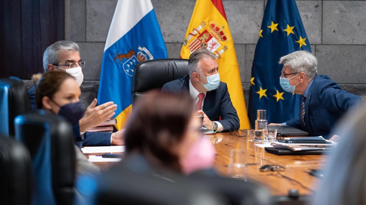 Reunión del Consejo de Gobierno de Canarias este jueves, 6 de mayo