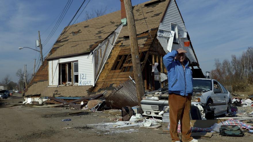 El aplazamiento de la ayuda a las víctimas de Sandy provoca críticas en el Congreso de EE.UU.