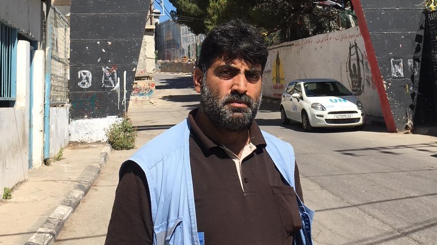 Shadi Obeidallah, padre de Abdulrahman Shadi
