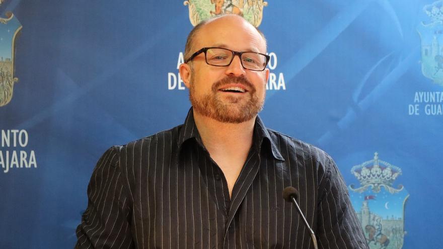 Alejandro Ruiz, secretario territorial de Ciudadanos en Castilla-La Mancha