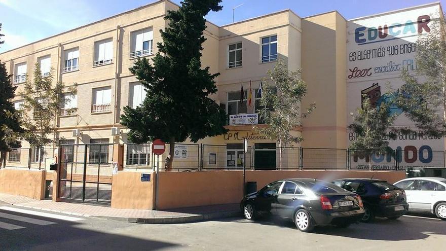 Colegio Mediterráneo Águilas