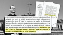 El prior del Valle de los Caídos desacata la sentencia del Supremo y no autoriza la exhumación de Franco