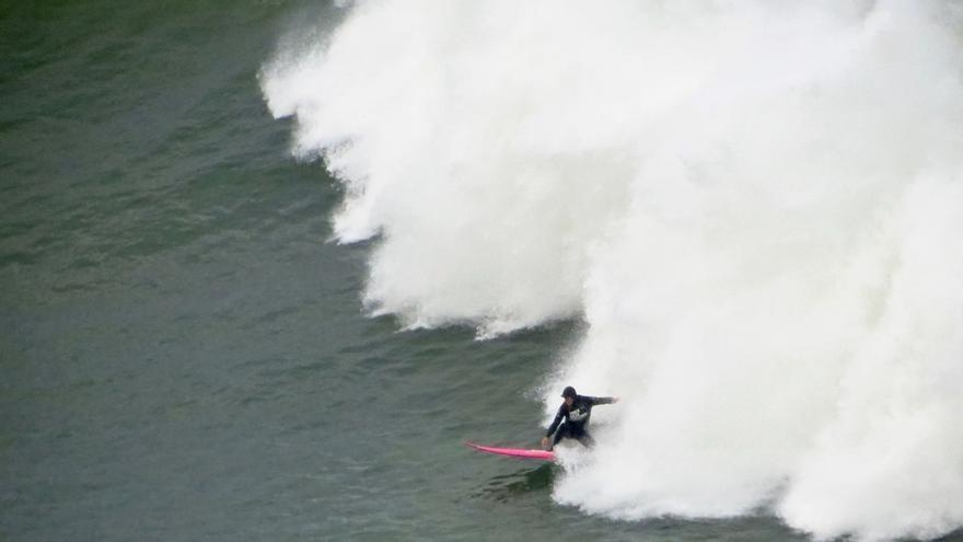 Gobierno Vasco activa para este lunes la alerta naranja por vientos de más de 120 km/h y olas por encima de 6 metros