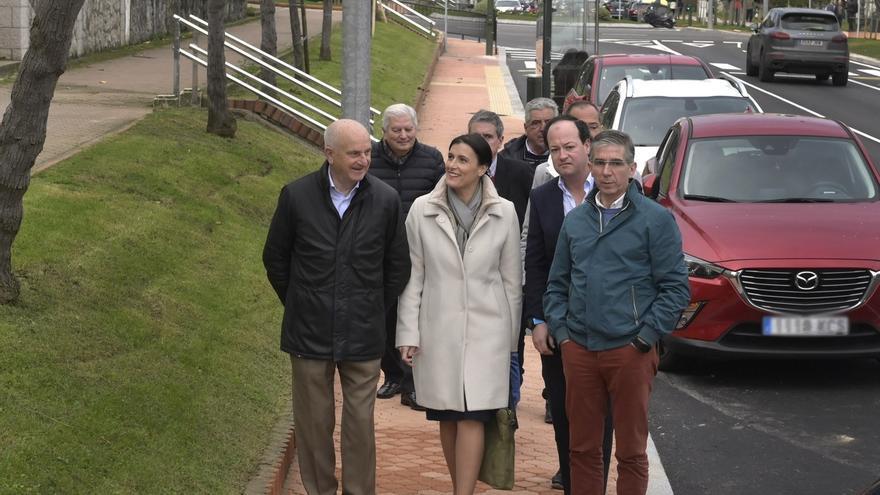 Concluye la mejora de accesibilidad de Los Castros tras una inversión de un millón de euros