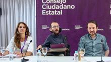 """Podemos seguirá sin dirección en Castilla-La Mancha: """"no hay plazo"""" para nombrar una gestora"""