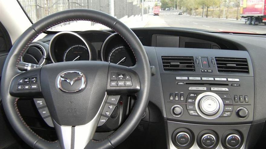 Mazda España facturó un 40 % más en 2015, hasta alcanzar los 371,1 millones