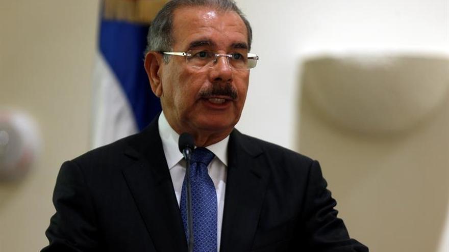 Presidente dominicano expresa la confianza en la iniciativas diálogo en Venezuela