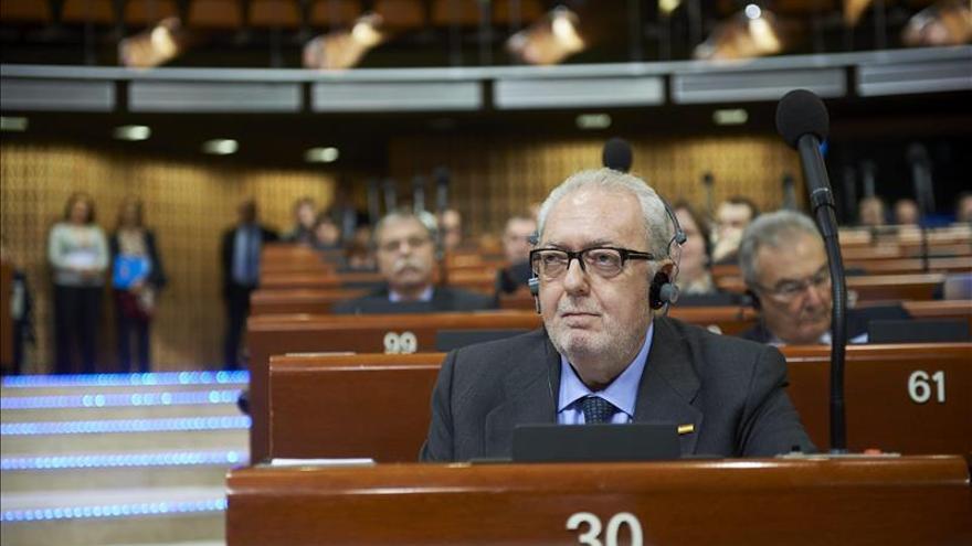 Rajoy y PP felicitan a Agramunt al presidir la Asamblea del Consejo de Europa