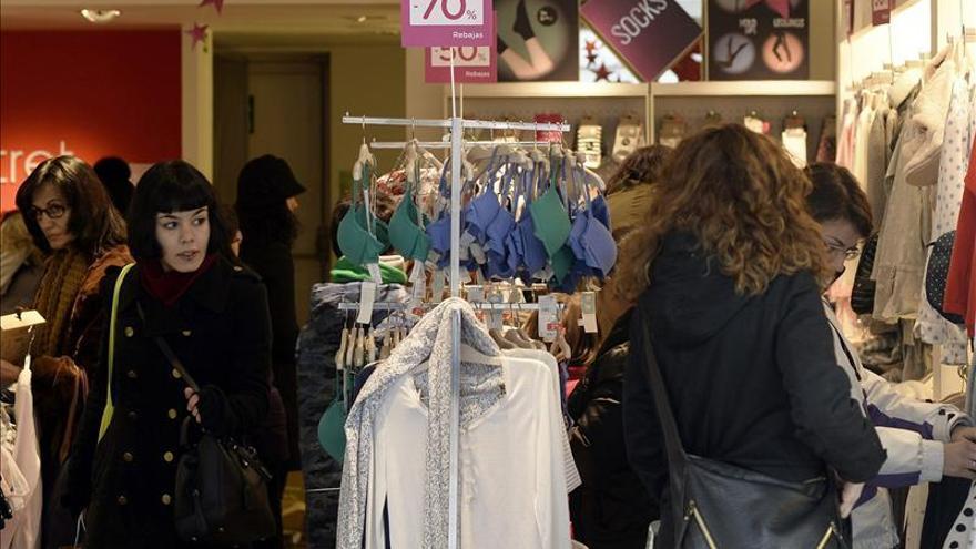 El comercio textil prevé ventas por 3.750 millones de euros, más que en 2014