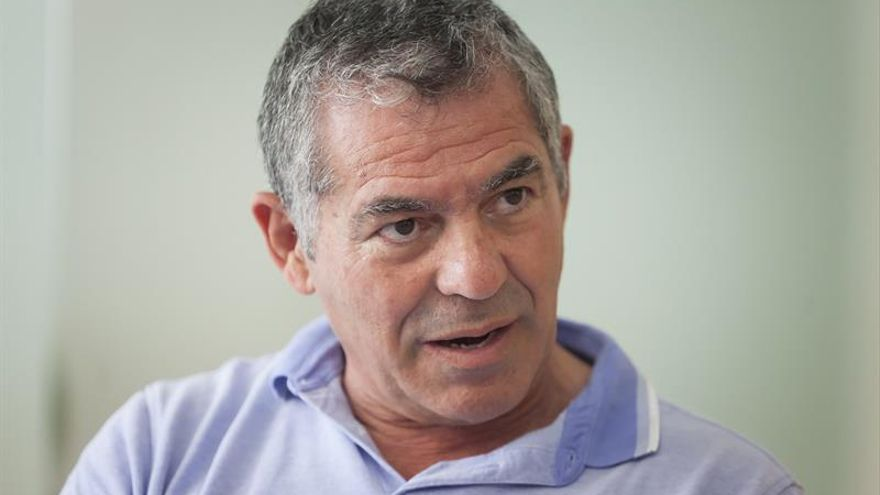 El vicedecano del Colegio de Psicología de Santa Cruz de Tenerife, Miguel Díaz