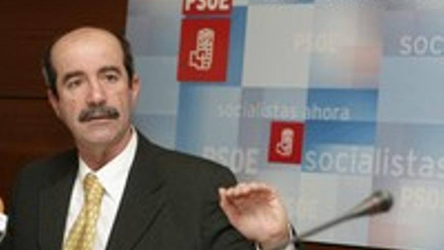 Santiago Pérez, ex portavoz parlamentario del PSC.