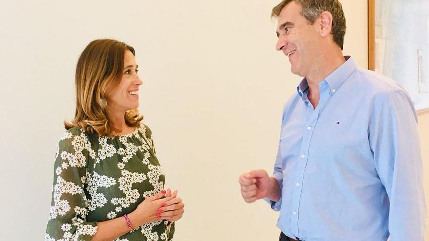 Rosa Romero y Antonio Román, esta semana